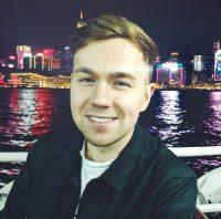 Andrew Kaz : Social Media Coordinator