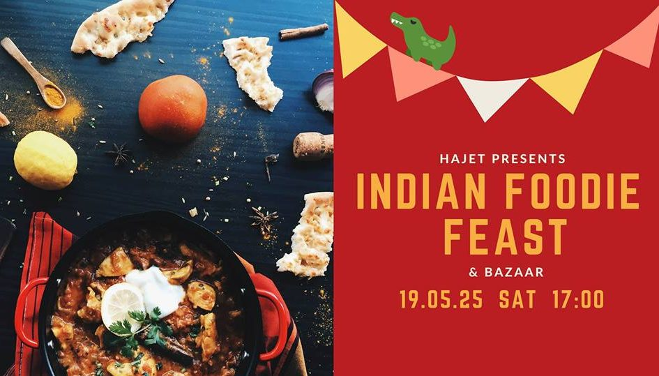 Indian Foodie Feast and Bazaar