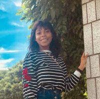 Kay James : Social Media Coordinator
