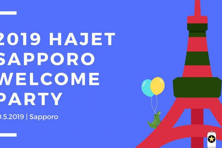 2019 HAJET Sapporo Welcome Party